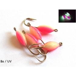 VMC lempytė (VMC nr. 8) balta / UV